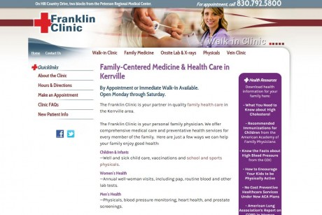Franklin Clinic Kerrville