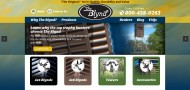 The Blynd Deer Hunting Blind