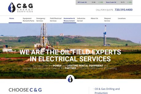 Field Electricians, Equipment Rental