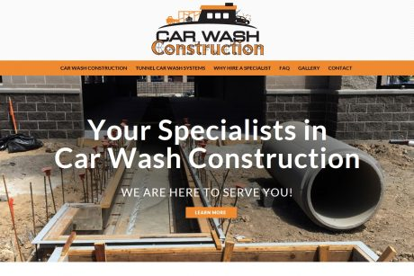 Car Wash Construction Specialists